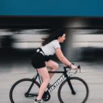 bicicleta in viteza