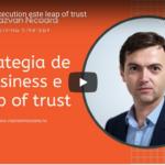 print screen cu strategia de business care e leap of trust